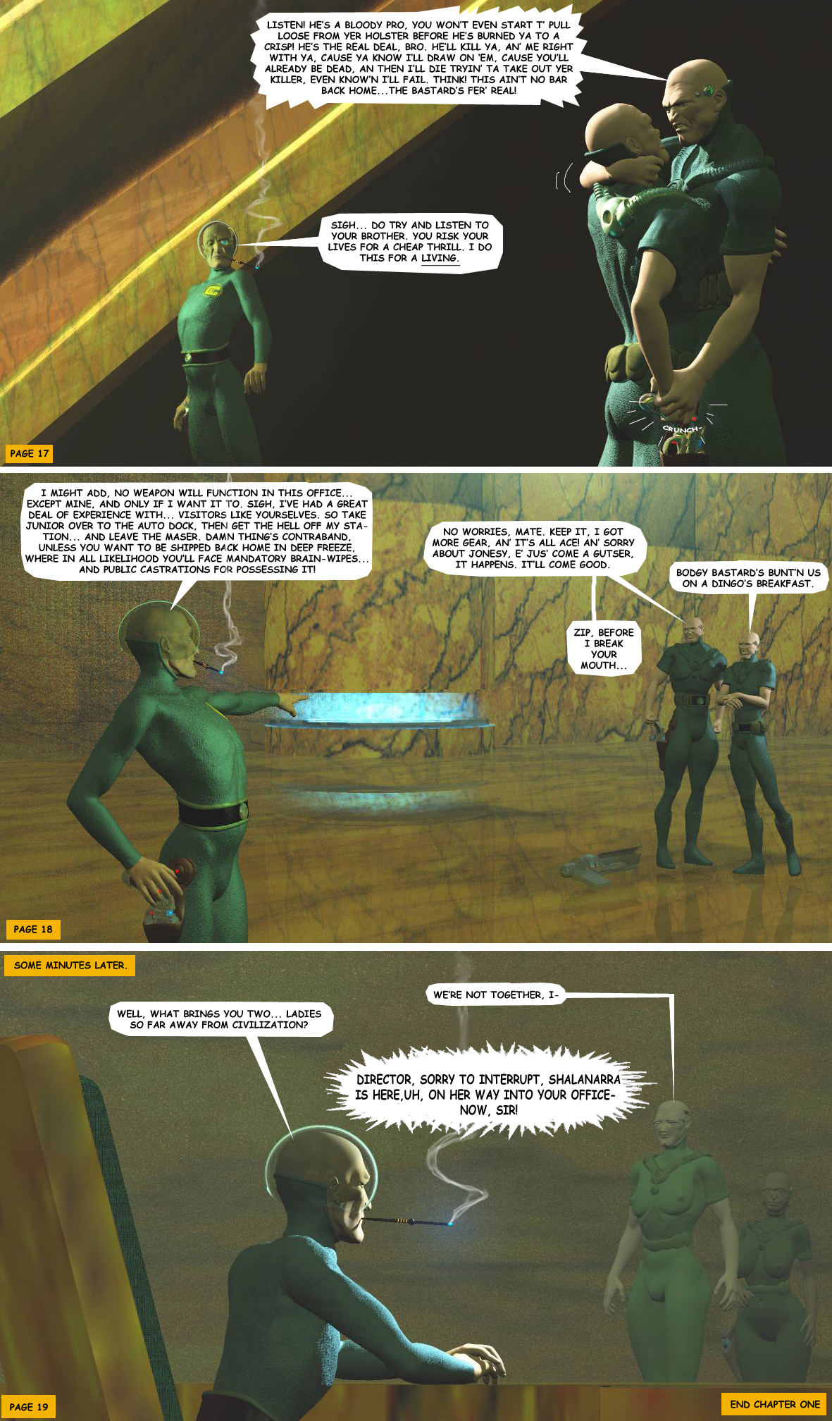 STORM OVER WHOOMERA: PAGE 7