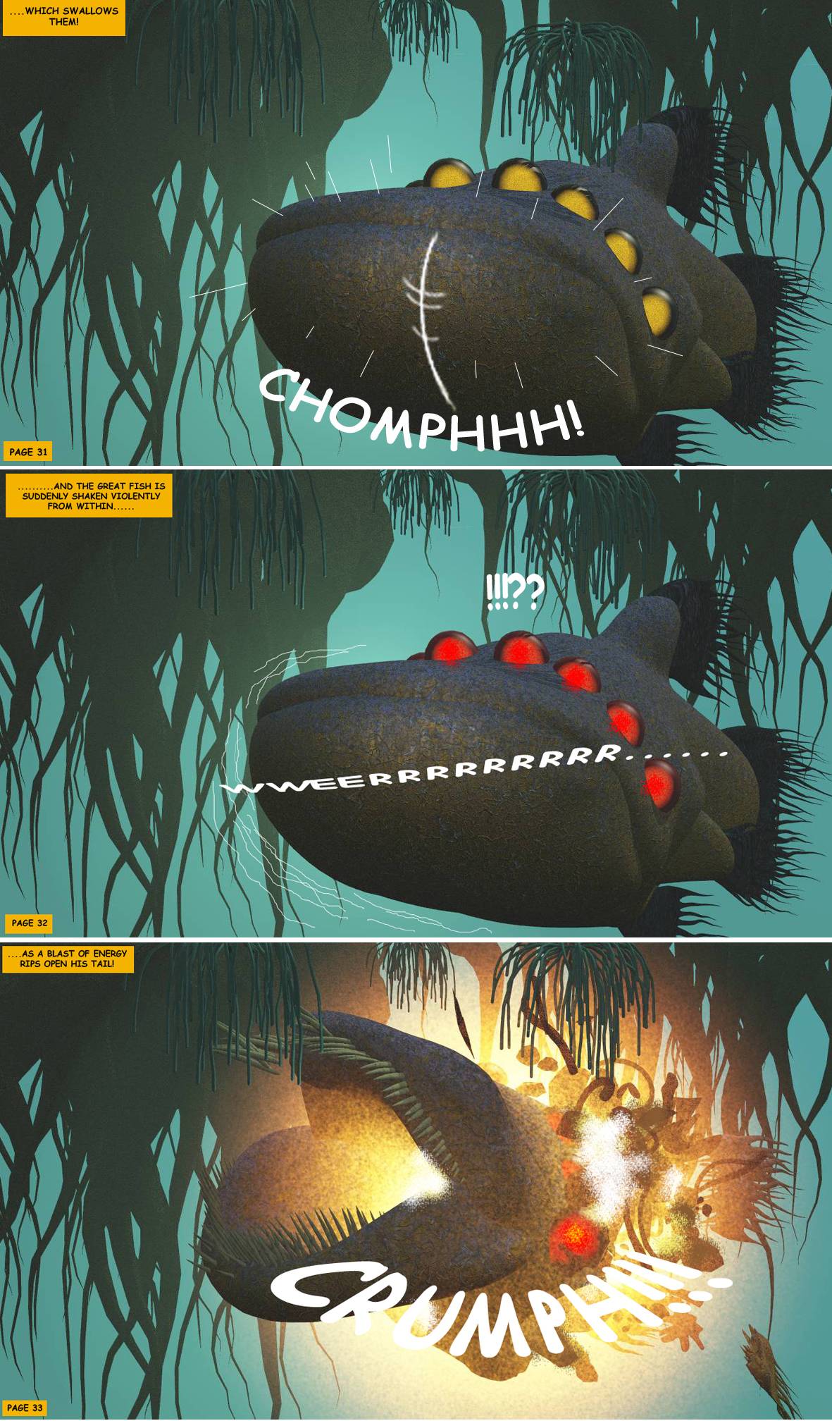 STORM OVER WHOOMERA: PAGE 25