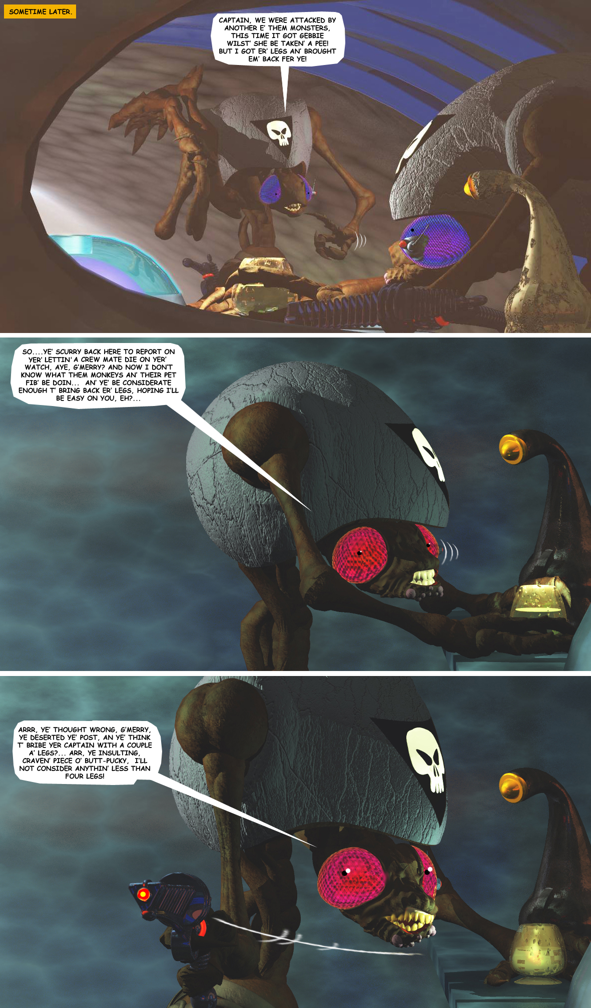 STORM OVER WHOOMERA: PAGE 29