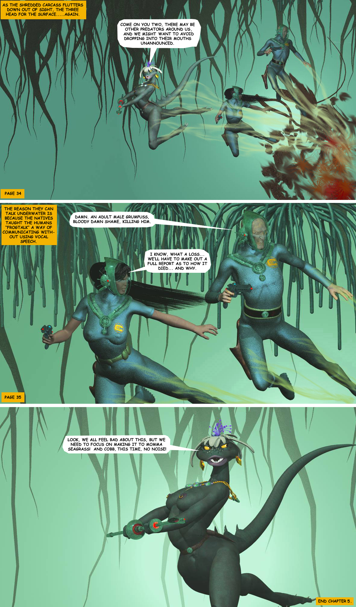 STORM OVER WHOOMERA: PAGE 26