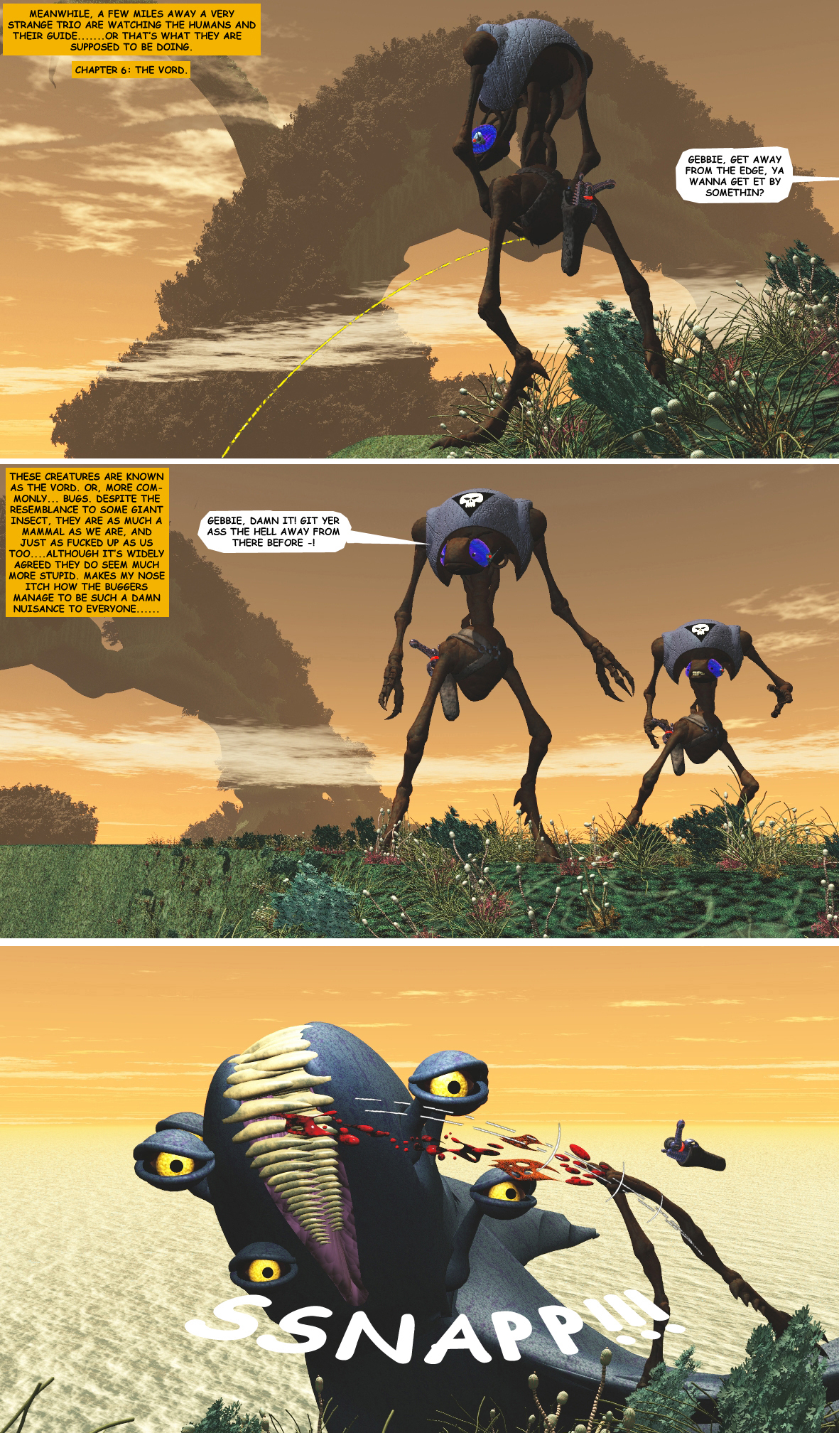 STORM OVER WHOOMERA: PAGE 27
