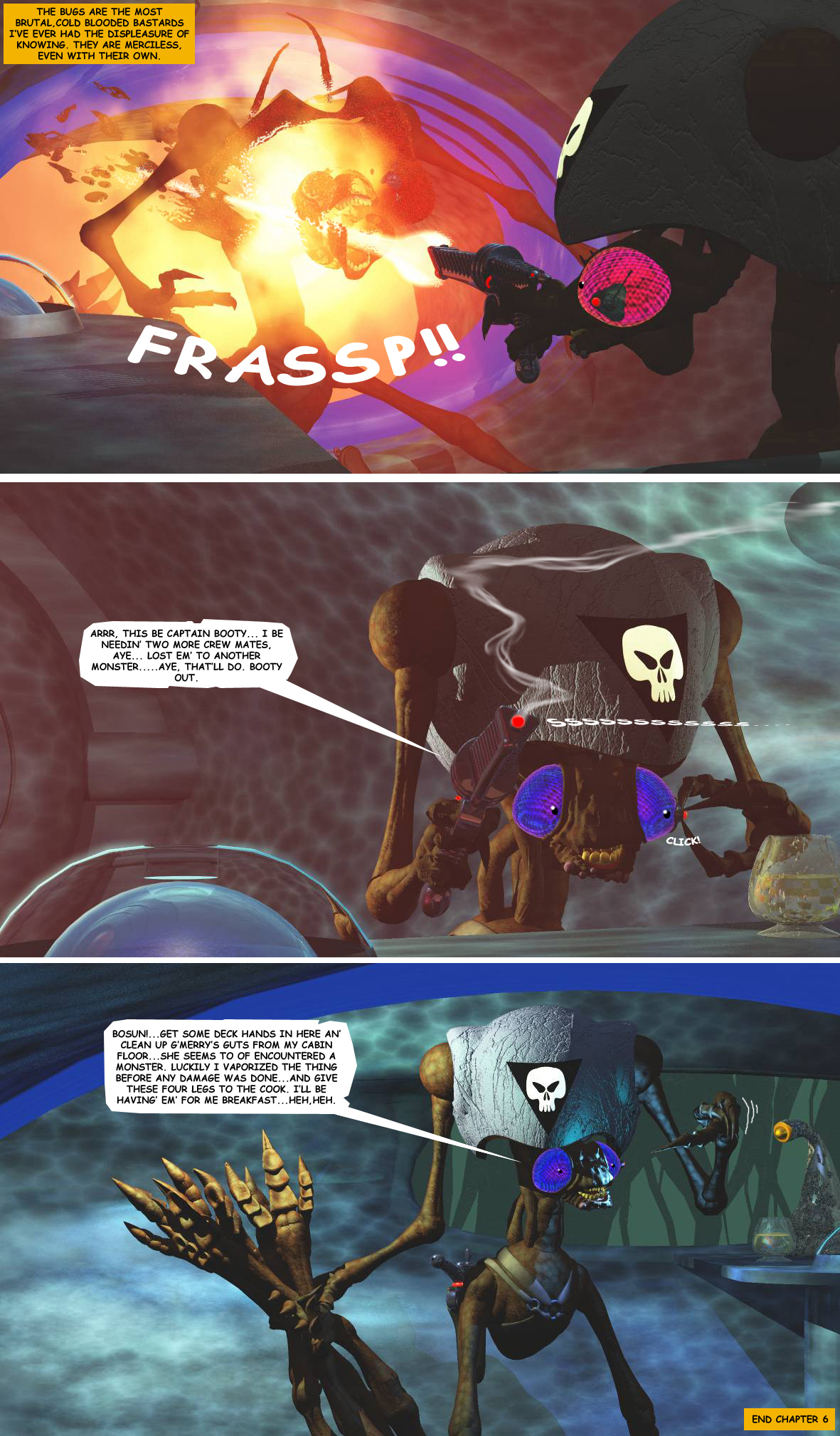 STORM OVER WHOOMERA: PAGE 30