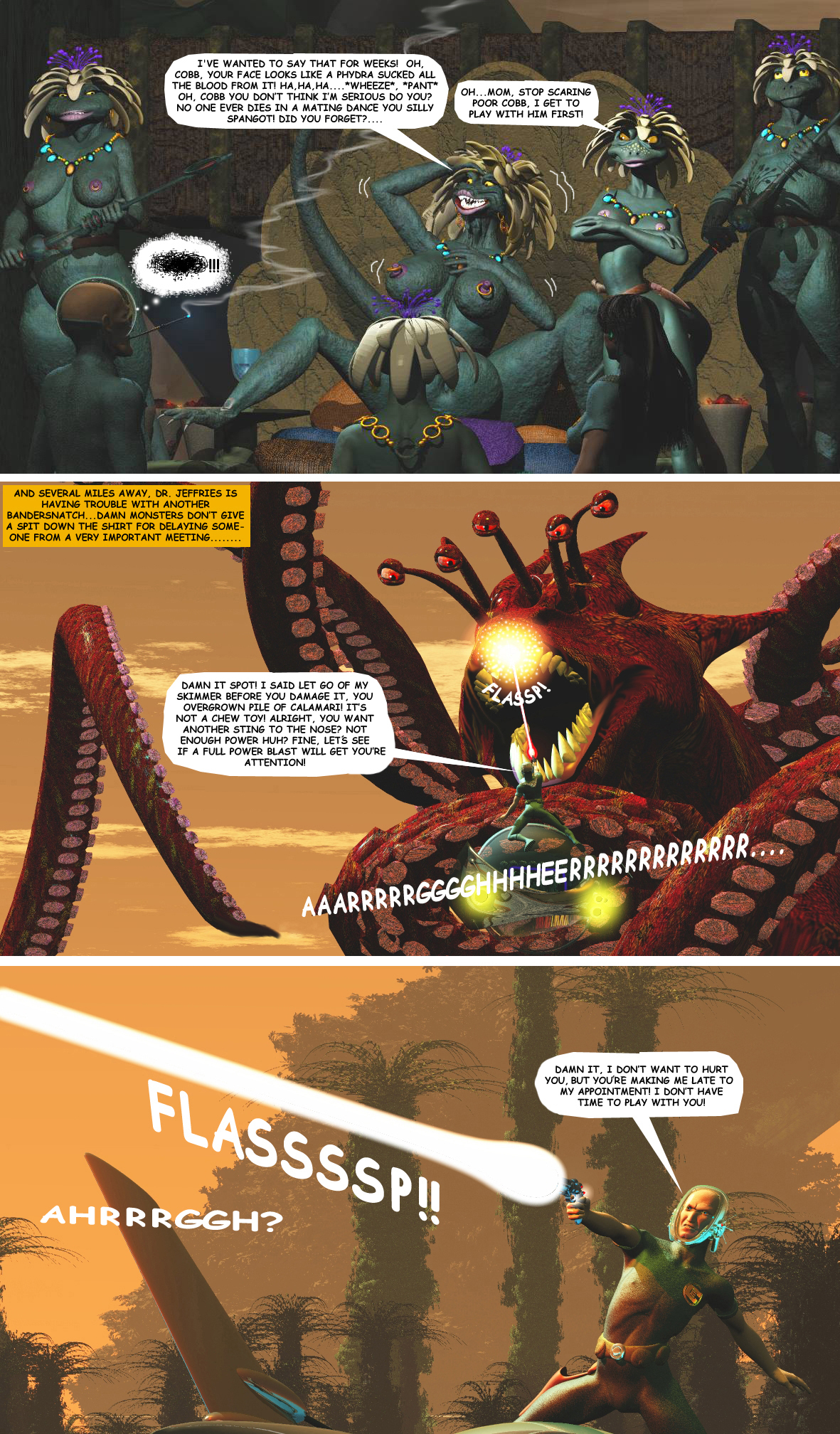 STORM OVER WHOOMERA: PAGE 34