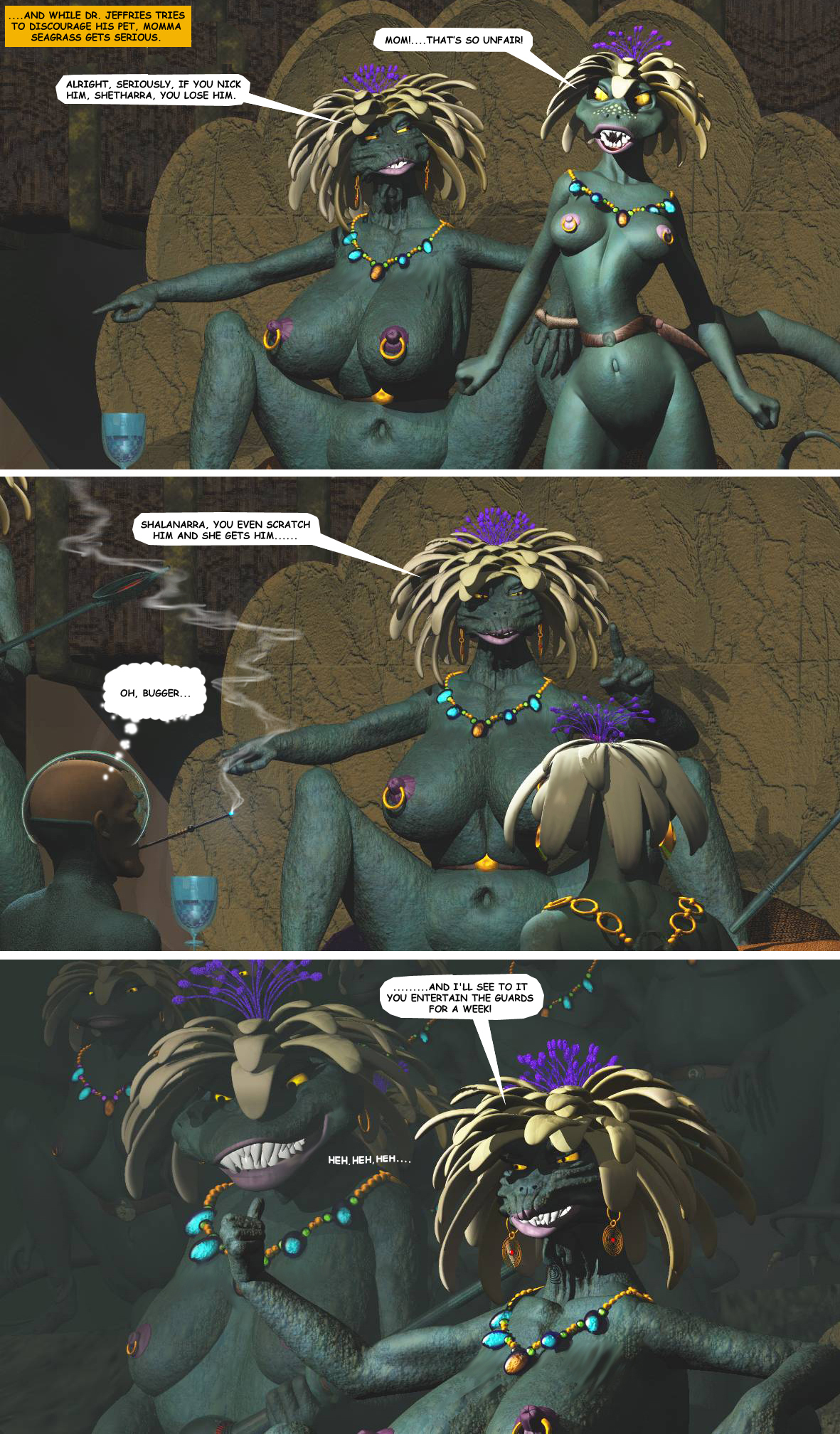 STORM OVER WHOOMERA: PAGE 35