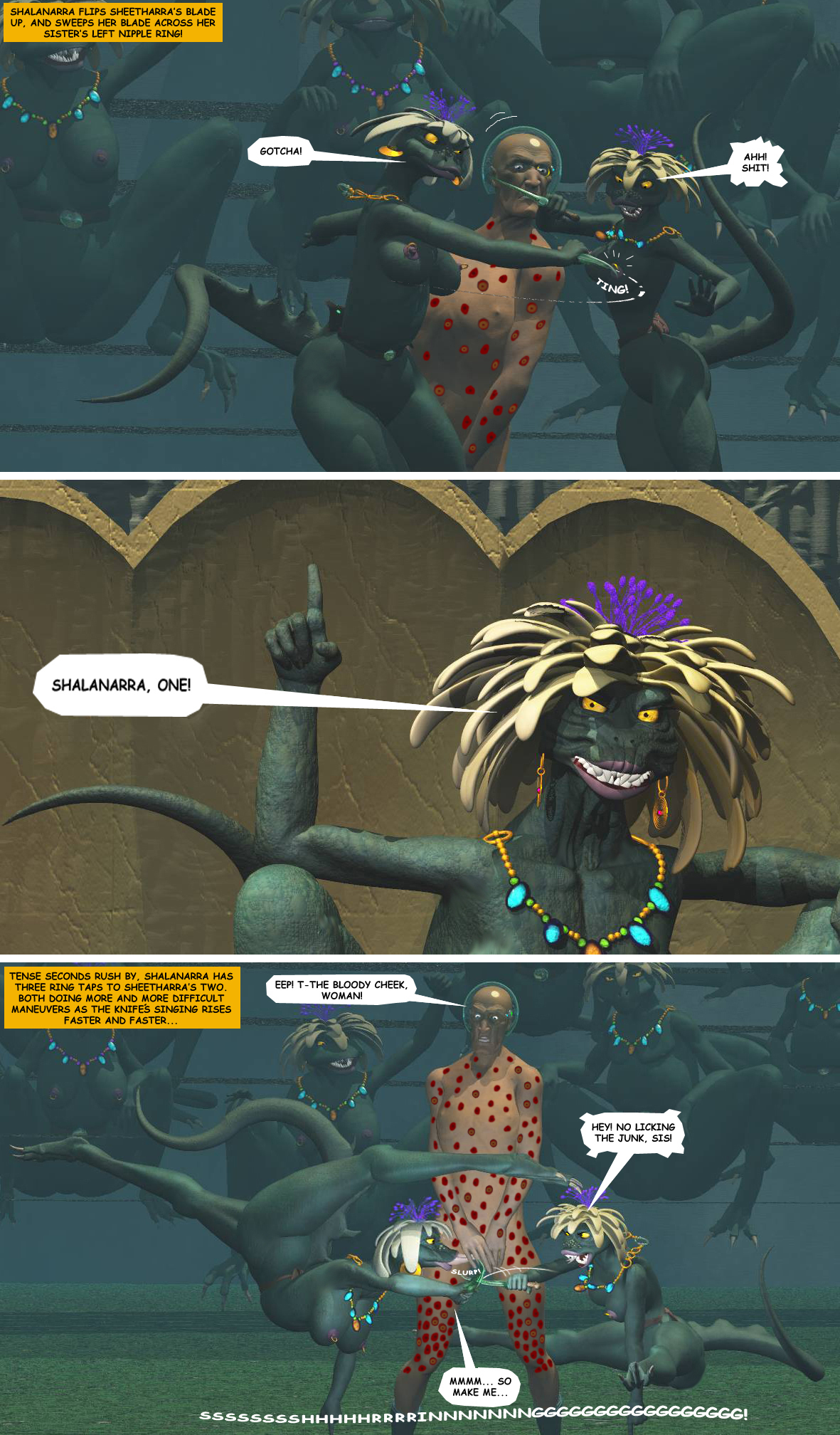 STORM OVER WHOOMERA: PAGE 38