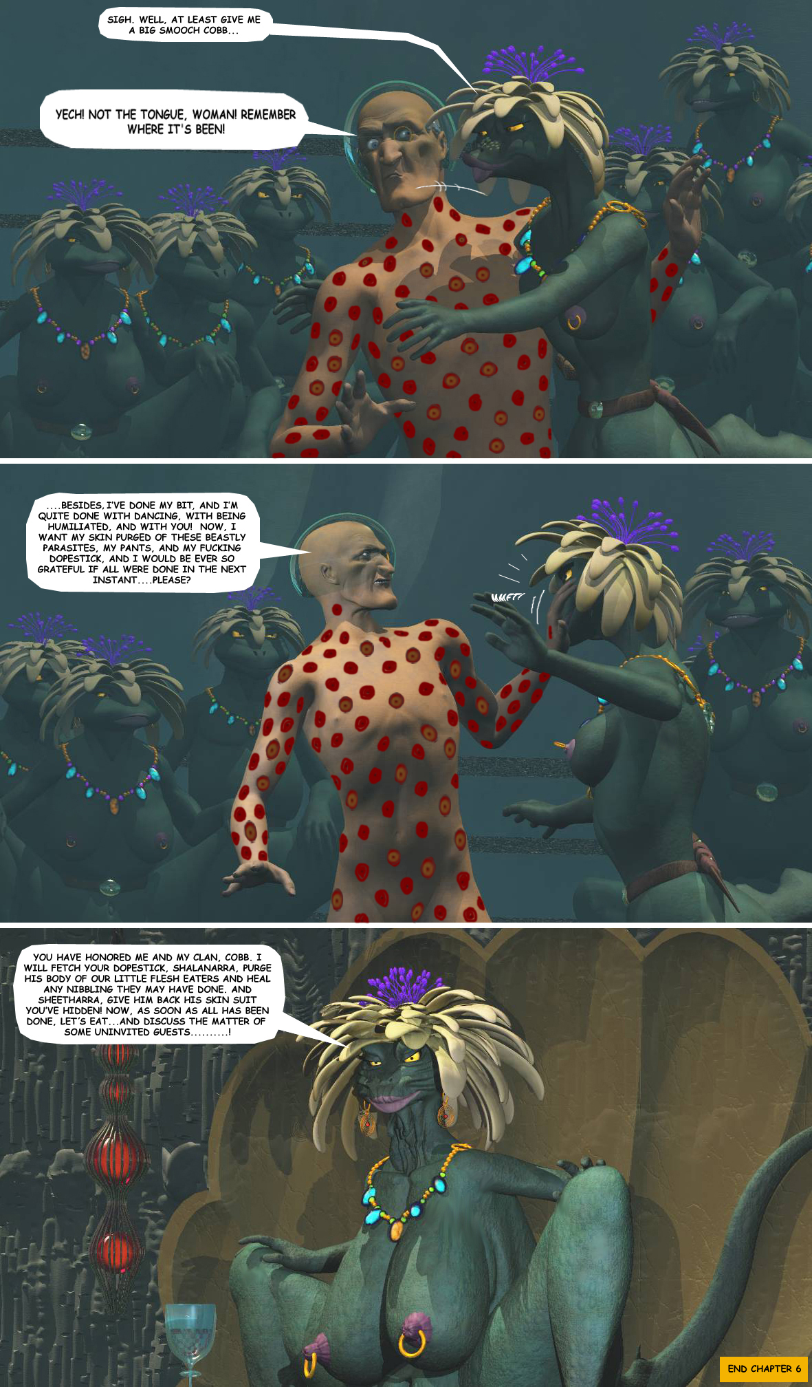 STORM OVER WHOOMERA: PAGE 41