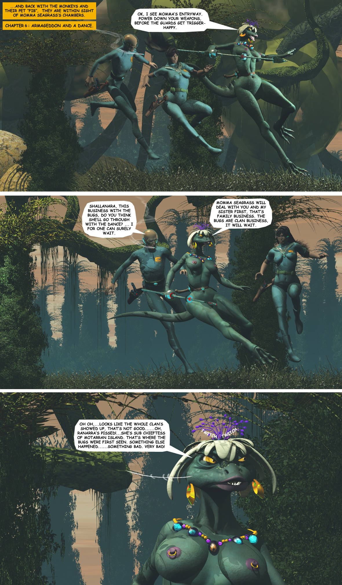 STORM OVER WHOOMERA: PAGE 31