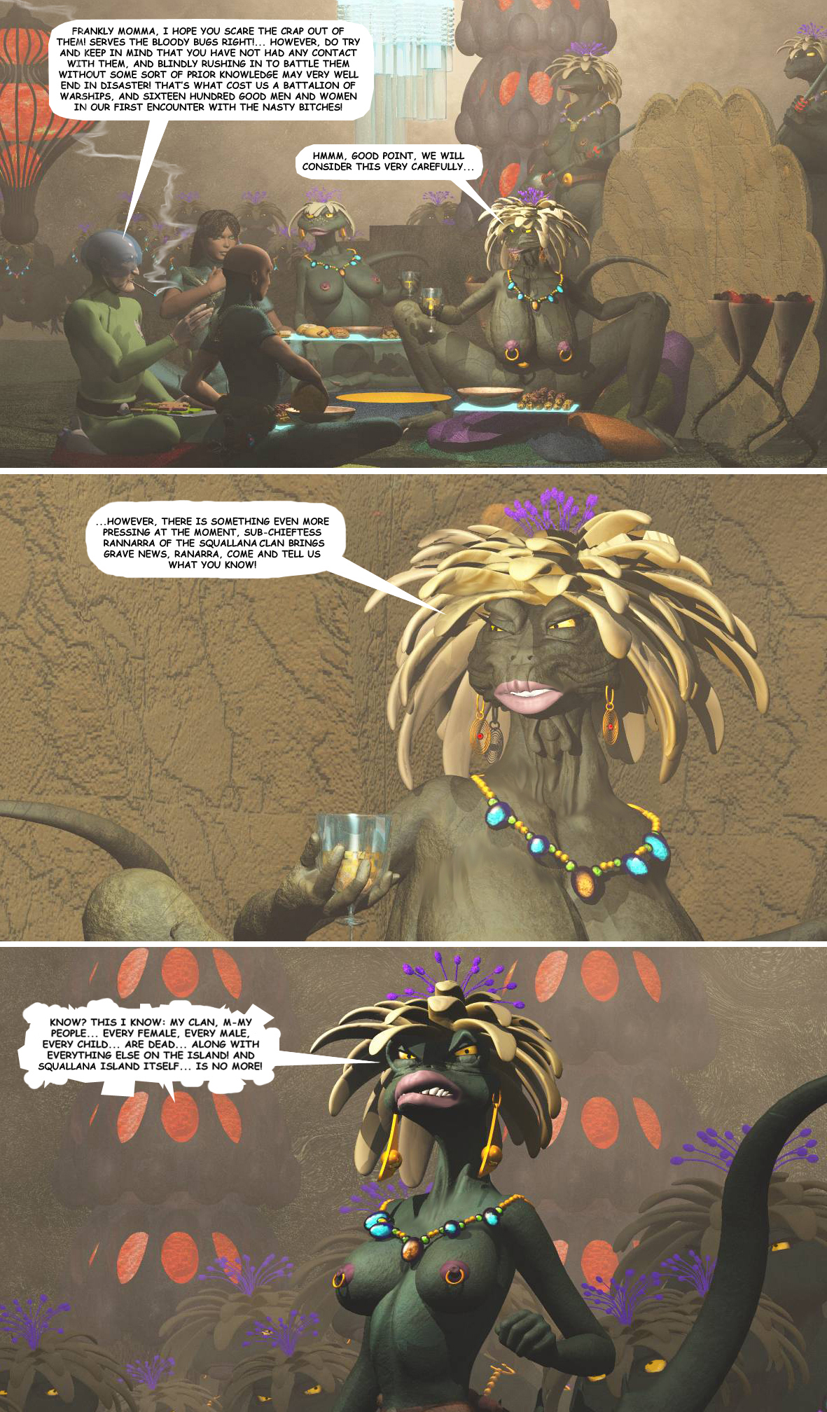 STORM OVER WHOOMERA: PAGE 45