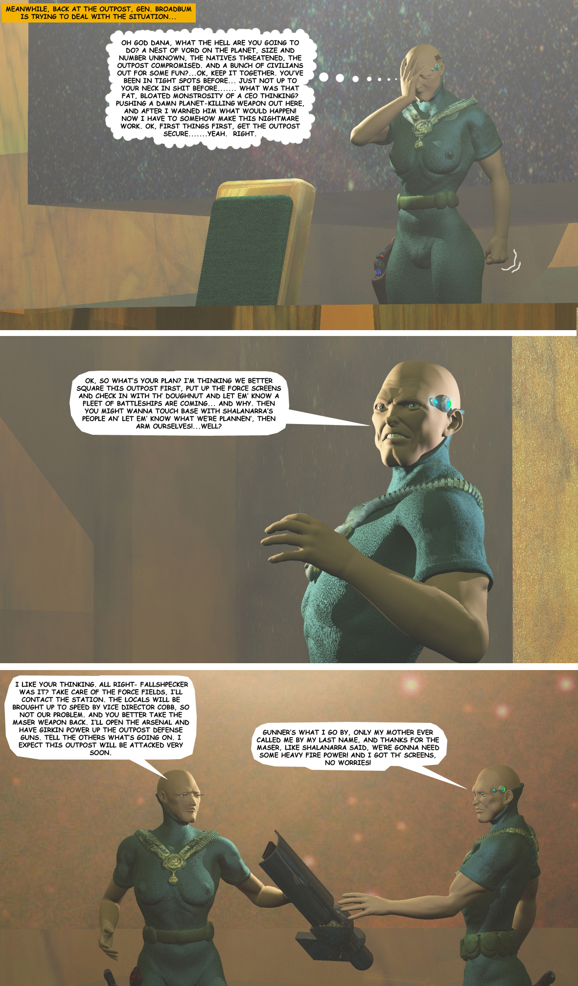 STORM OVER WHOOMERA: PAGE 46