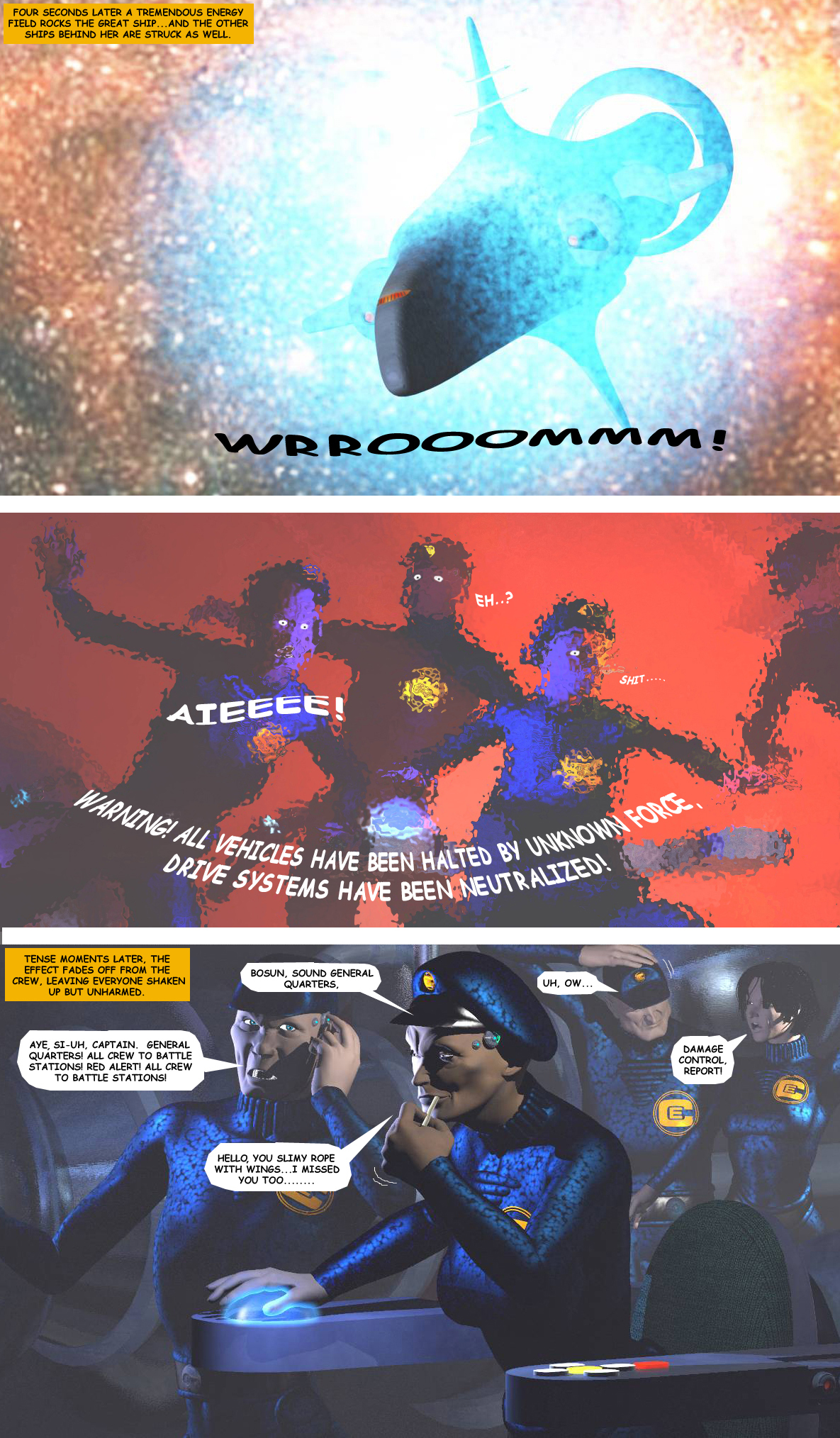 STORM OVER WHOOMERA PAGE 2