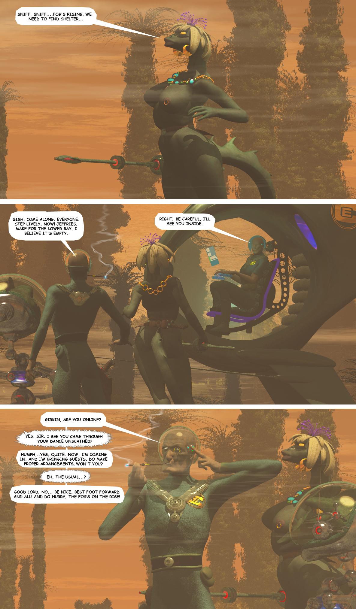 STORM OVER WHOOMERA PAGE 7