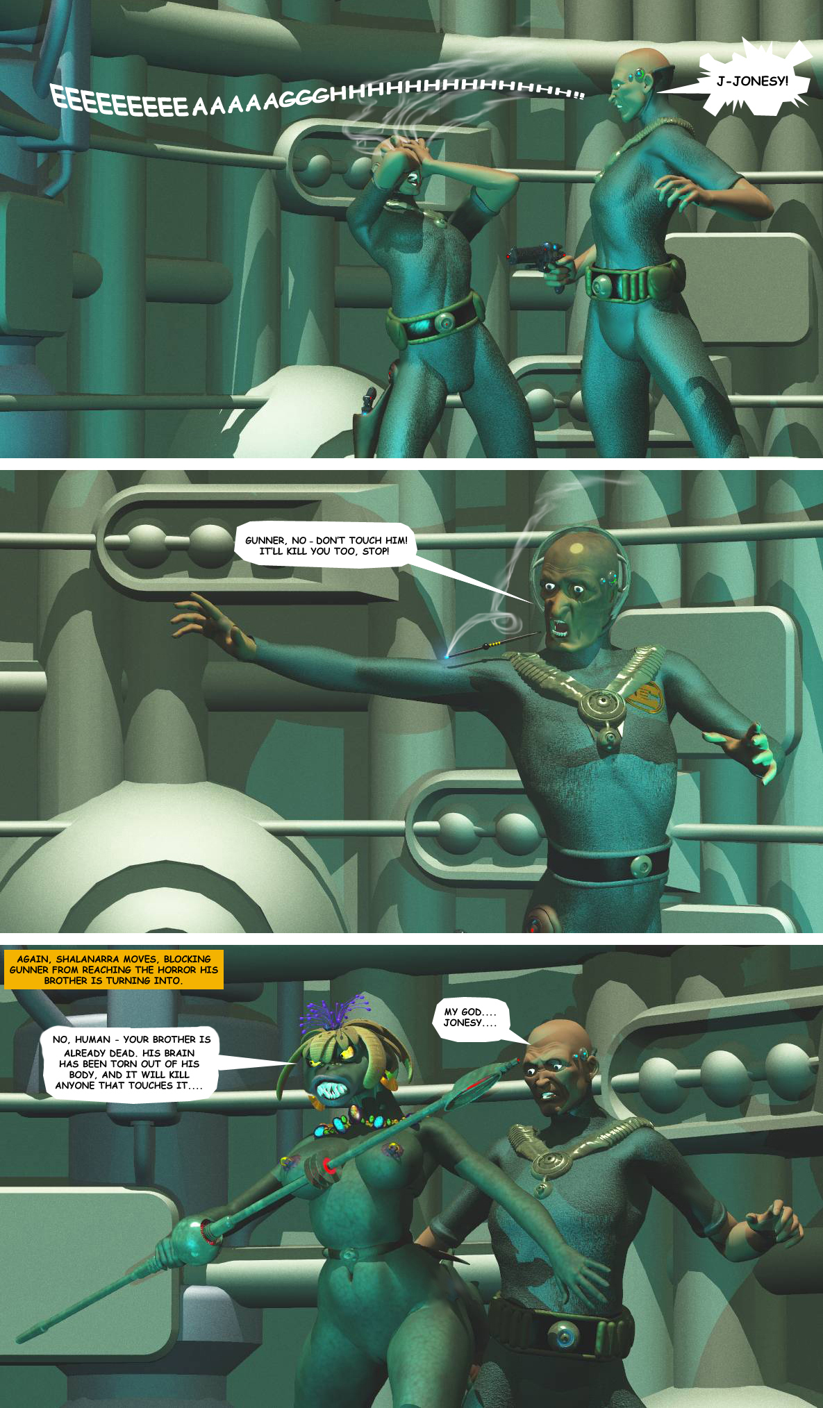 STORM OVER WHOOMERA PAGE 12
