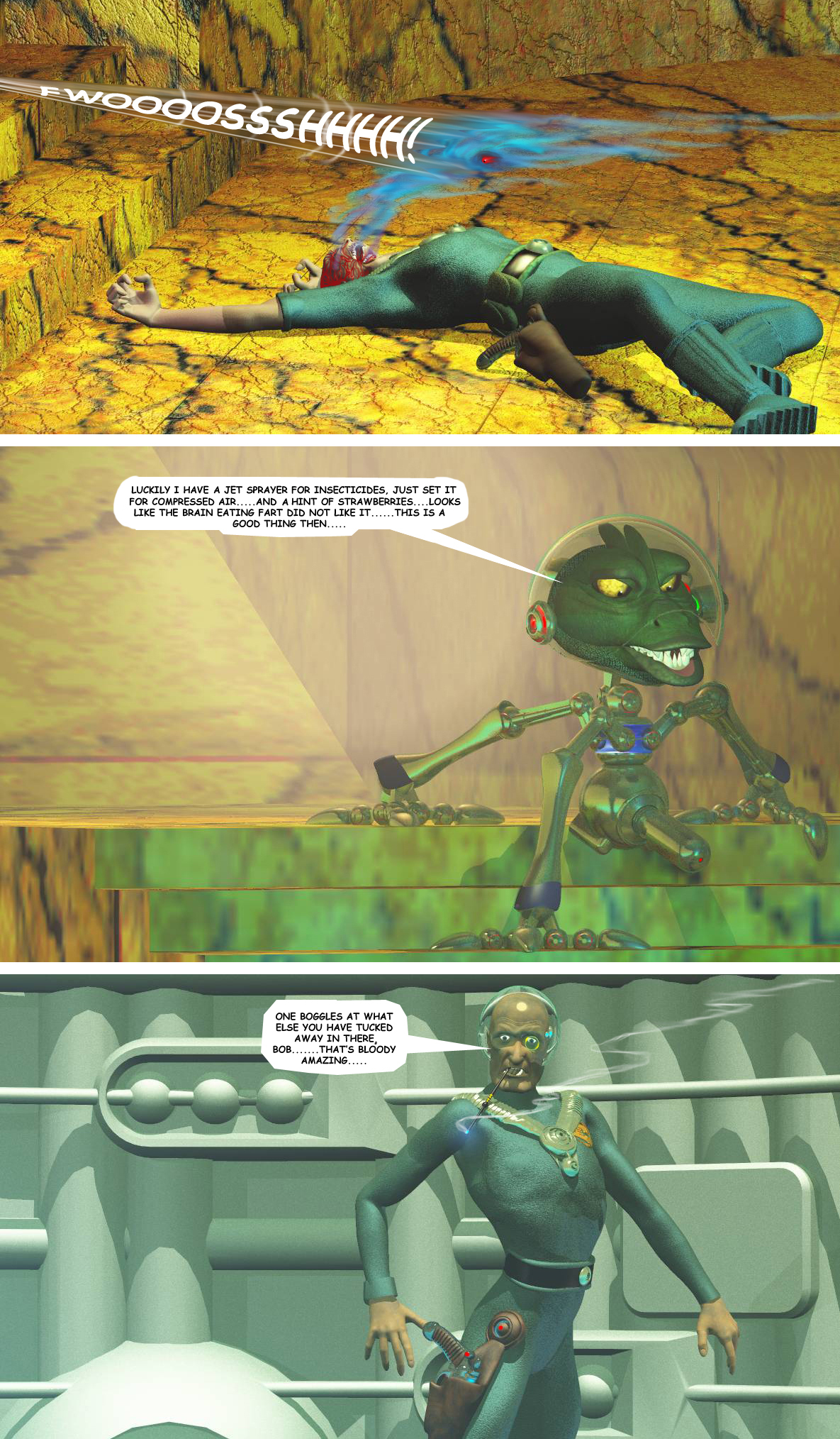 STORM OVER WHOOMERA PAGE 14