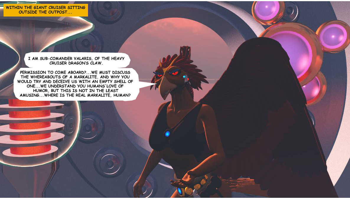 STORM OVER WHOOMERA PAGE 16
